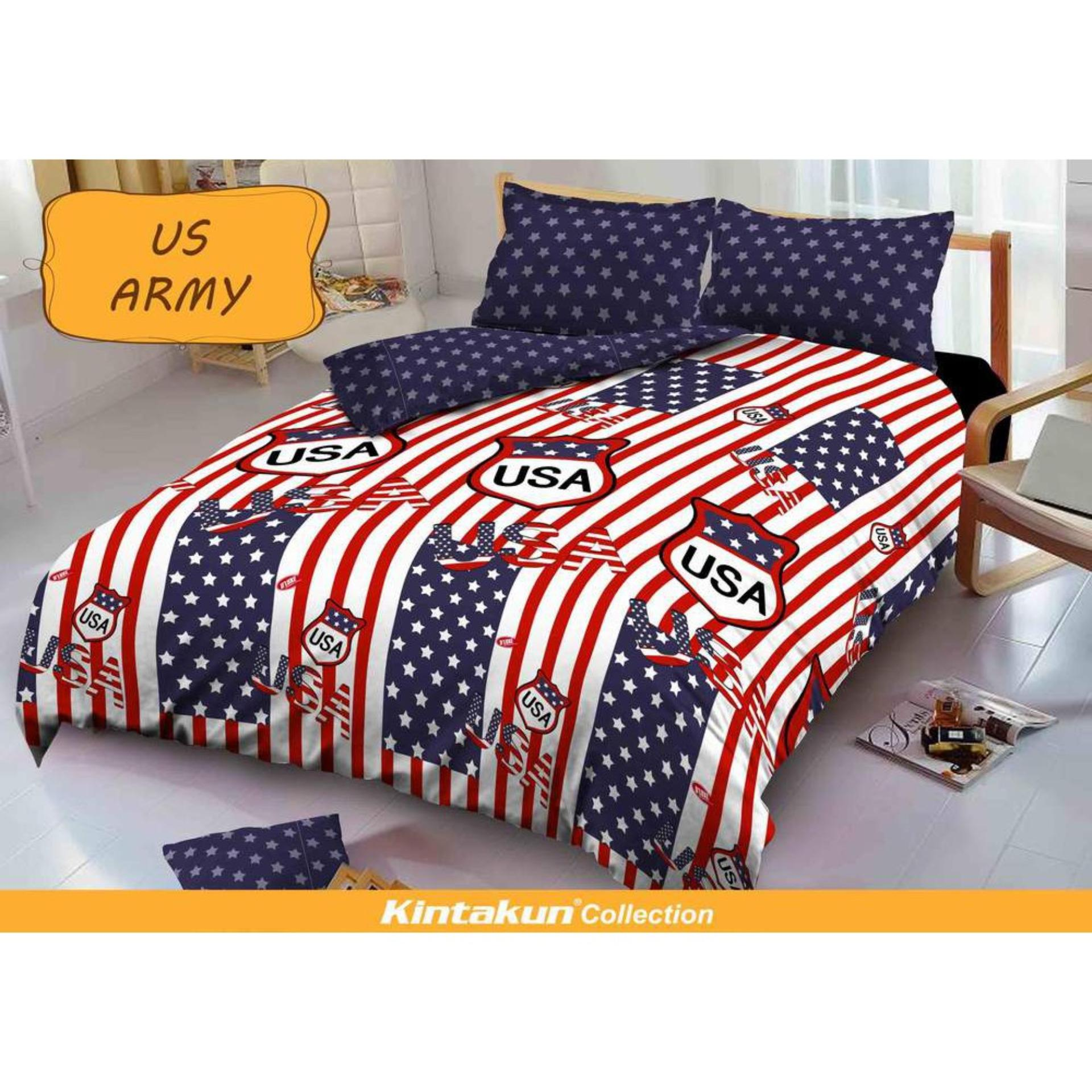 Bed Cover Set Kintakun Dluxe 3d King 180x200 Rosana Bedcover Sprei Rumbai 180 X 200 B2 Givency Source