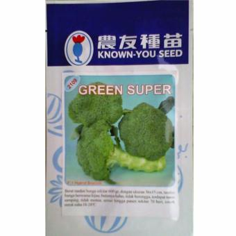 Benih Known You Seed Brokoli Green Super