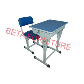 BETA Meja Belajar - Paris Study Desk - Blue