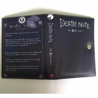 Harga Binder Death Note 26 Ring