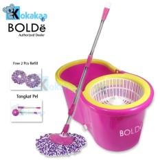 Bolde 168 X Super Mop Original - Pink