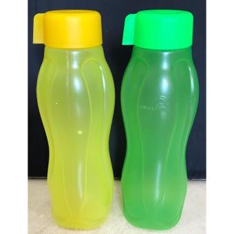 PADIE - Botol Minum Plastik 2 pcs UNIVERSAL 500 ml / tempat air minum anak sekolah