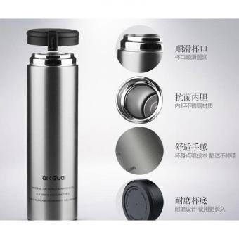 Botol Minum Thermos Stainless Steel 450ml QKELLA - 5