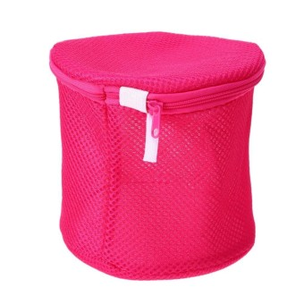 Bra Underwear Laundry Bags Mesh Household Cleaning Tools(Rose) - intl
