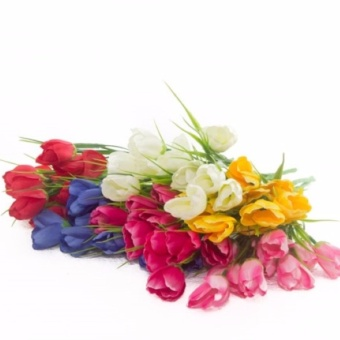 Bunga Artifisial Tulip Murah