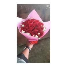 ... Valentine Hadiah Ulang Tahun Hari + Cute Teddy Bear-Intl. Source ... Beruang Lucu Source · 12 Buah Mawar Bunga Sabun Source Cek Harga Baru .
