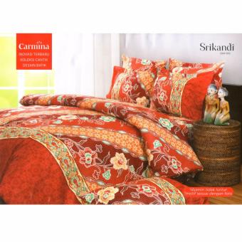 Carmina Sprei Set Srikandi Single Size 120x200