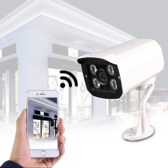Catree-2MP HD 1080P POE Network Surveillance Home Security IP Camera Night Vision - intl