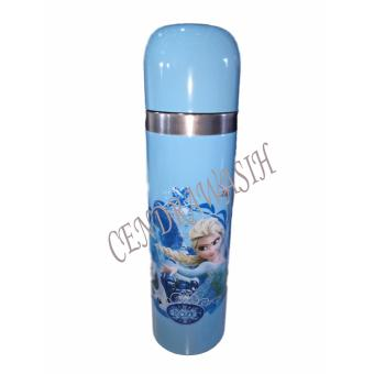 Cendra Botol Minum Termos JX42 Frozen - 500ml