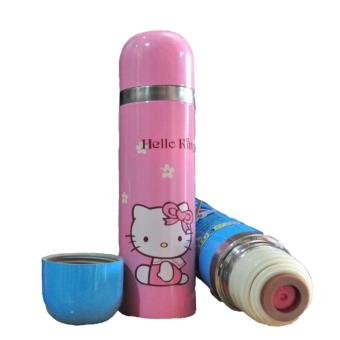 Stainless Steel Karakter Animal Random. Source · Cendra Botol Minum Termos JX42 .