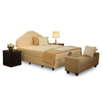 Central Springbed Deluxe Florida Full Set uk 90x200