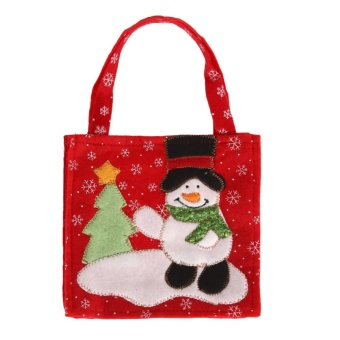 Christmas Decoration 2015 Christmas Candy Bags Candy Bag Christmas Gift 3 - intl