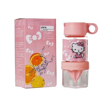 Citrus Zinger Motif Hello Kitty Pink - KECIL