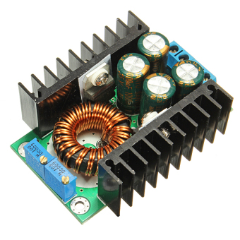 DC-DC CC CV Buck Converter Step-down Power Supply Module 7-32V to 0.8-28V 12A