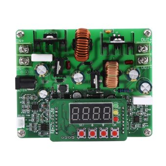 DC-DC Digital Voltage Step-up Step-down Module Boost Buck ConverterBoard 38V 6A - intl