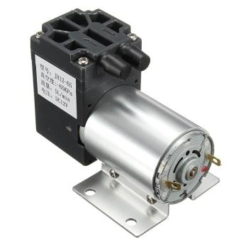 DC12 V Mini Vacuum Pump negatif tekanan Suction Pump 5 L/min 120kpa dengan pemegang