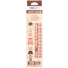 Rp 61.200. Deli 2B/2 H HB pensil heksagonal ...