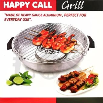DIGITAL - Pemanggang Roasted Grill BBQ Barbeque / Ayam Bakar / Sate / Ikan Bakar HAPPY CALL Original