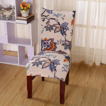 Dining Chair Slipcovers Removable Universal Stretch ChairProtective Covers for Dining Room, Hotel, Banquet, Ceremony - intl - 2