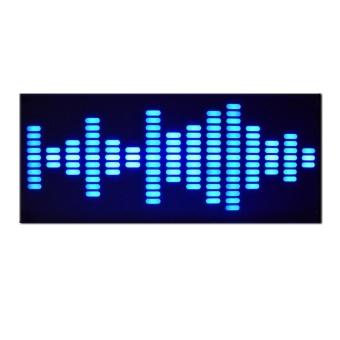 DIY LED Digital Music Spectrum Display Kit Module - intl