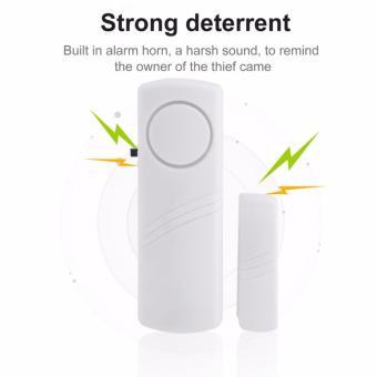 Door Window Entry Alarm Gen 2 - Alarm Wireless Sistem Pintu JD-188 Alarm Anti Maling Model Baru Alarm Pelindung Rumah Alarm Pintu Jendela Rumah Anti Maling ...