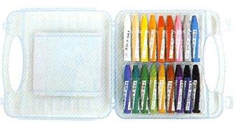 Edjoys Crayon Titi 18 Warna 2 .