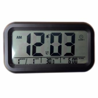 ... Calendar Temperatur Vst 726wx 1 Hita Source · Eigia Jam Digital Liquid Crystal LED Alarm Waker Minimalis WatchWeeker Jam Meja Weker Waker JP9901 Desk