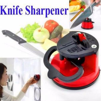 kitchen gadget sucker sharpener knife / pengasah pisau