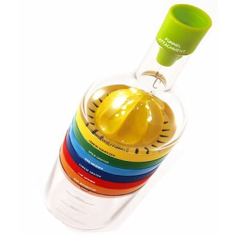 Emyli Bin 8 Tools Bottle Kitchen Set - Botol Serbaguna Transparant - 2