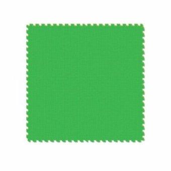 Evamat Polos Ukuran 30 x 30 - Puzzle Matras / Alas Lantai / Tikar / Karpet