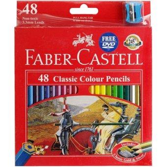 Faber Castell Pensil Warna Classic 48w