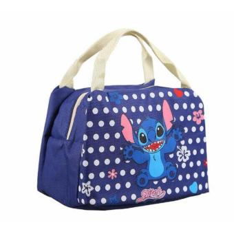 Fancy Tas Bekal Makan Siang Anak / Lunch Bag / Cooler Bag MotifKartun
