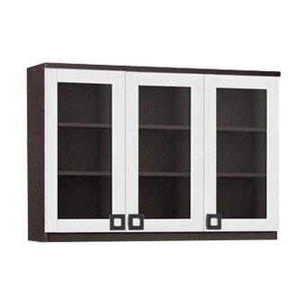 FCENTER Kitchen Set Atas 3 Pintu Rak Bumbu KSA 2653 ( PULAU JAWA*)