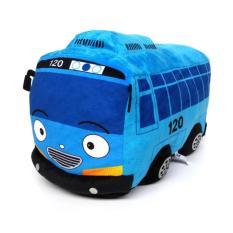 Fio Online Bantal Dekorasi - Bantal Boneka - Logo - The Litte Bus - Tayo Size M