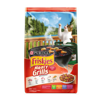 Friskies Meaty Girl 3Kg