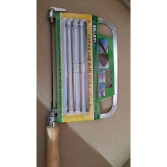 Gergaji Kayu Coping Saw (81-904) SELLERY