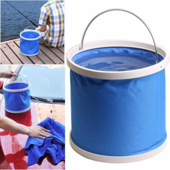 Glow shop - Ember Lipat Portable Foldable Bucket Waterproof - 3
