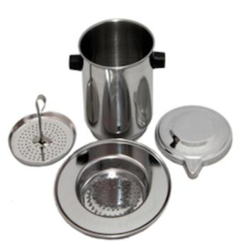 Gogo Grosir Classic Coffee Drip Vietnam Coffee Drip Brewer - FilterPenyaring Kopi - Coffee Maker