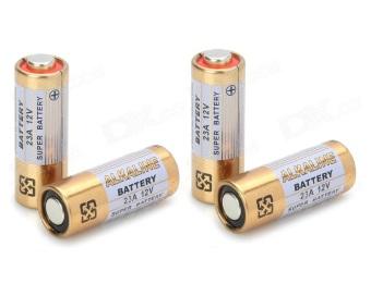 GP Batteries Alkaline A23 / 23AE 12v - Baterai Mobil 5pcs