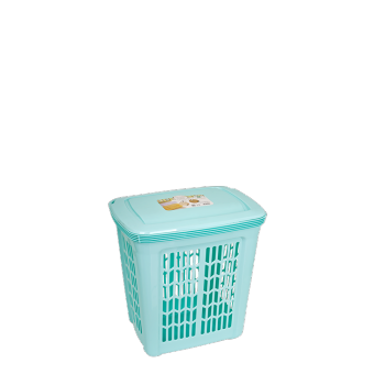 Green Leaf - Kimora Laundry Basket 1525 Pink