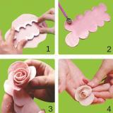 Detail Gambar Griya Cetakan Rose Maker Cutter - Putih Terbaru
