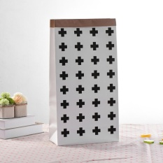 Heavy Kraft Paper Storage Toys Clothing Organizer Simple Eco-friendly Decor - intl