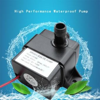 High Performance QR30E DC 12 V 4.2 W 240L/H Flow Rate Tahan Air Brushless