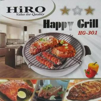 HiRO Happy Grill Roaster model HG 301