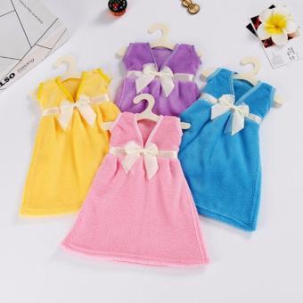 HOLYWINGS - LTO - Lap Tangan Handuk Baju Kimono (BIRU) - 2