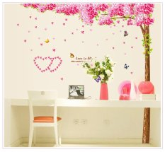 Home Decor Wallsticker Stiker Dinding AY212 - Colorful