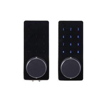 Home Security Electronic Smart Door Lock Keyless Door Lock DoorKnob - intl