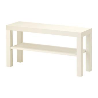 IKEA Lack Meja TV - Putih