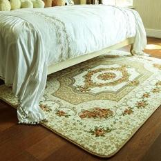 IKLAN Praktis Berkualitas Tinggi Hot Sell Eropa Style Rumah Karpet Meja Samping Tempat Tidur Lantai MAT