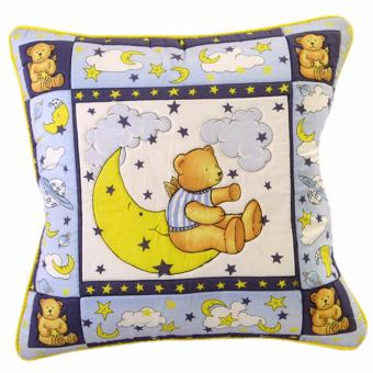 Harga Prima Decor CUSHION COVER - BEAR STARMOON (40cm x 40cm)